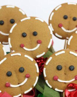 99% Gluten Free Gingerbreads