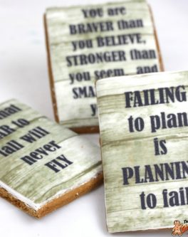 Motivational Cookies
