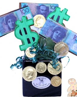 Money Cookie Bouquet