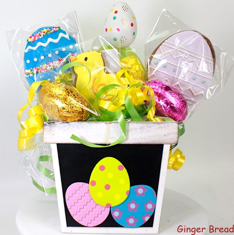 Easter egg bouquet give a different gift this easter easter egg bouquet negle Image collections