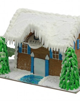 Swiss Gingerbread House