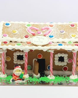 Aussie Outback Gingerbread House