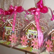 Gingerbread-house-springtime – Logo + Wrapped