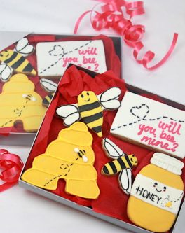 Bee Mine Gift Box