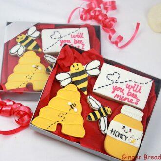 Bee Mine Gift Box