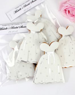Wedding Dress Favours