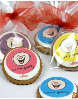 Logo Cookies Basic Round