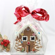 BESTSELLER Traditional Gingerbread House Wrapped