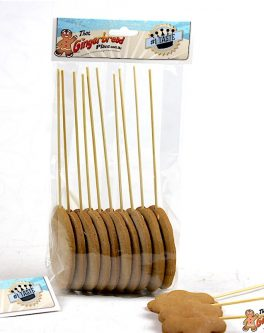 DIY Basic Gingerbread Cookie Kits