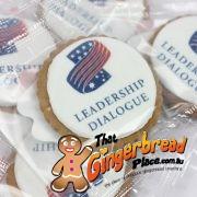 Logo branded cookies
