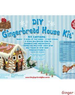 99% Gluten Free Gingerbread House Kits