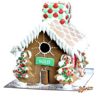 Gingerbread House Noel