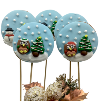 Cookie Pop owl snowglobes1