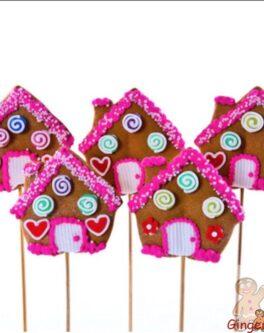 Cutie House Cookie Pops