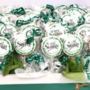 Logo cookie bouquet