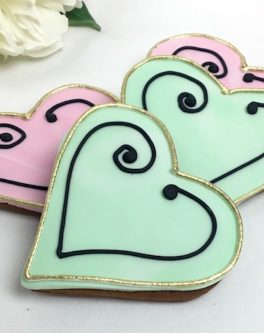 Cookie Favours                      (10 per box)