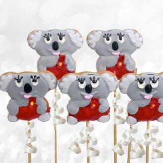 Cookie pop blinky bill koala