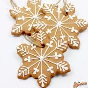 All Snowflakes Rustic Xmas