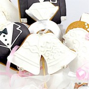 Mirror wedding bouq 4