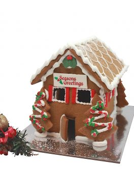 Classic Gingerbread House