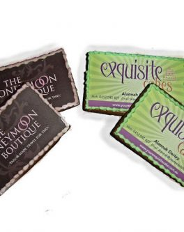 Edible Business Cards