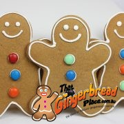 Giant gingerbread men web