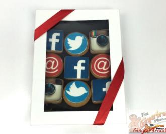 Giftbox social media
