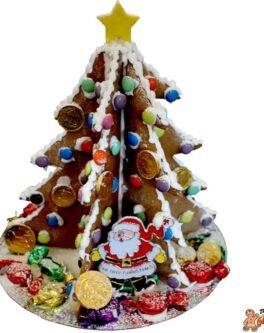 Gingerbread 3D Tree