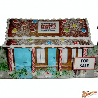 Gingerbread House Contempory