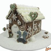 Gingerbread House Wedding copy