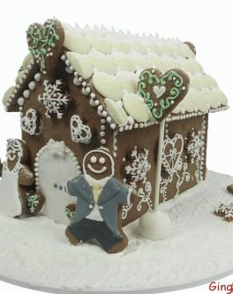 Gingerbread House Wedding