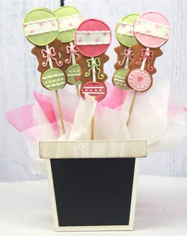 Baby Cookie Bouquets