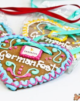 Lebkuchenherzen Gingerbread Hearts - Oktoberfest Events
