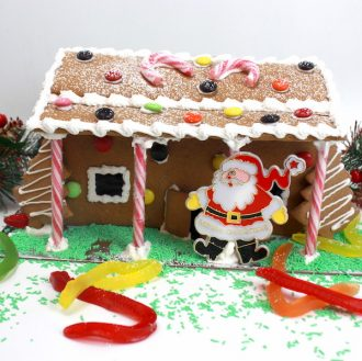 Outback Gingerbread House