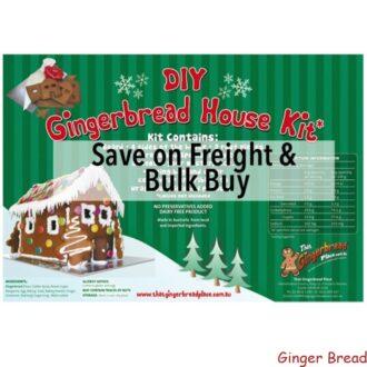 DIY Gingerbread House Kits – Bulk buy (+5)