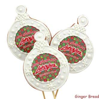 Cookie pops baubles logo