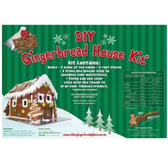 DIY Gingerbread House Kits