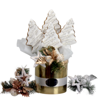 Christmas gold pot web