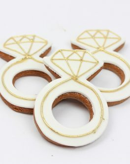 Diamond Ring Favours