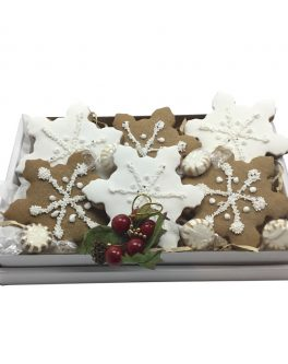 Large Snowflake Share Box