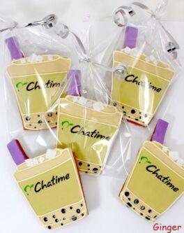 Personalised Coffee or Tea Cookie Cups