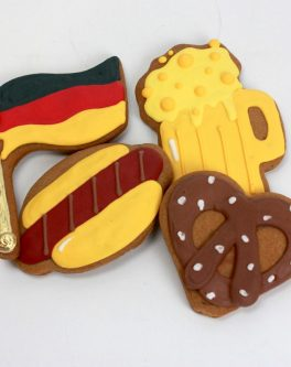 Oktoberfest Cookies Mixed Box