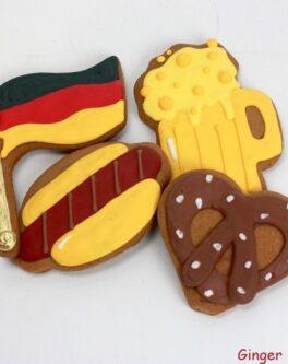 Oktoberfest Cookies Mixed Box