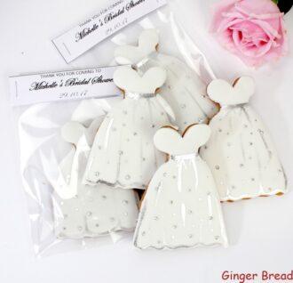 Wedding Dress Favours