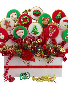 Bestseller Cheers cookie bouquet