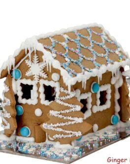 Winter wonderland_gingerbread_house