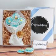 Cookie Pop Gift box Baby Boy web