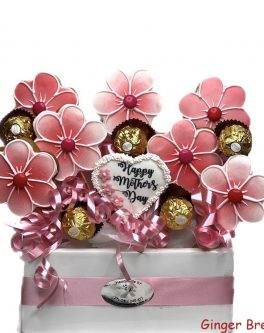 Mother's Day Special Cookie Bouquet