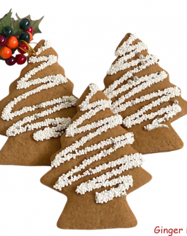 Sparkle tree favours with no icing